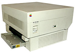 The Apple LaserWriter